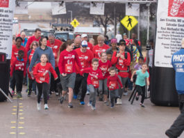 mansfield run with heart