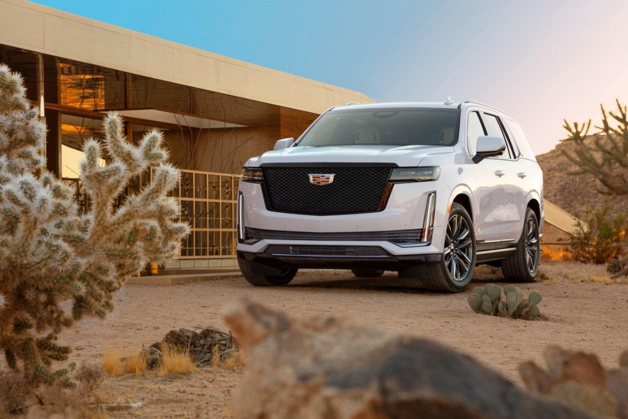 2021 Cadillac SUV