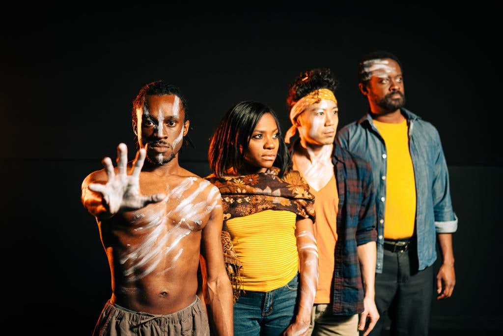 """""""Mlima's Tale"""" presented by Second Thought Theatre Feb. 19-March 14"""