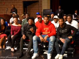 Cedar Hill National Signing Day