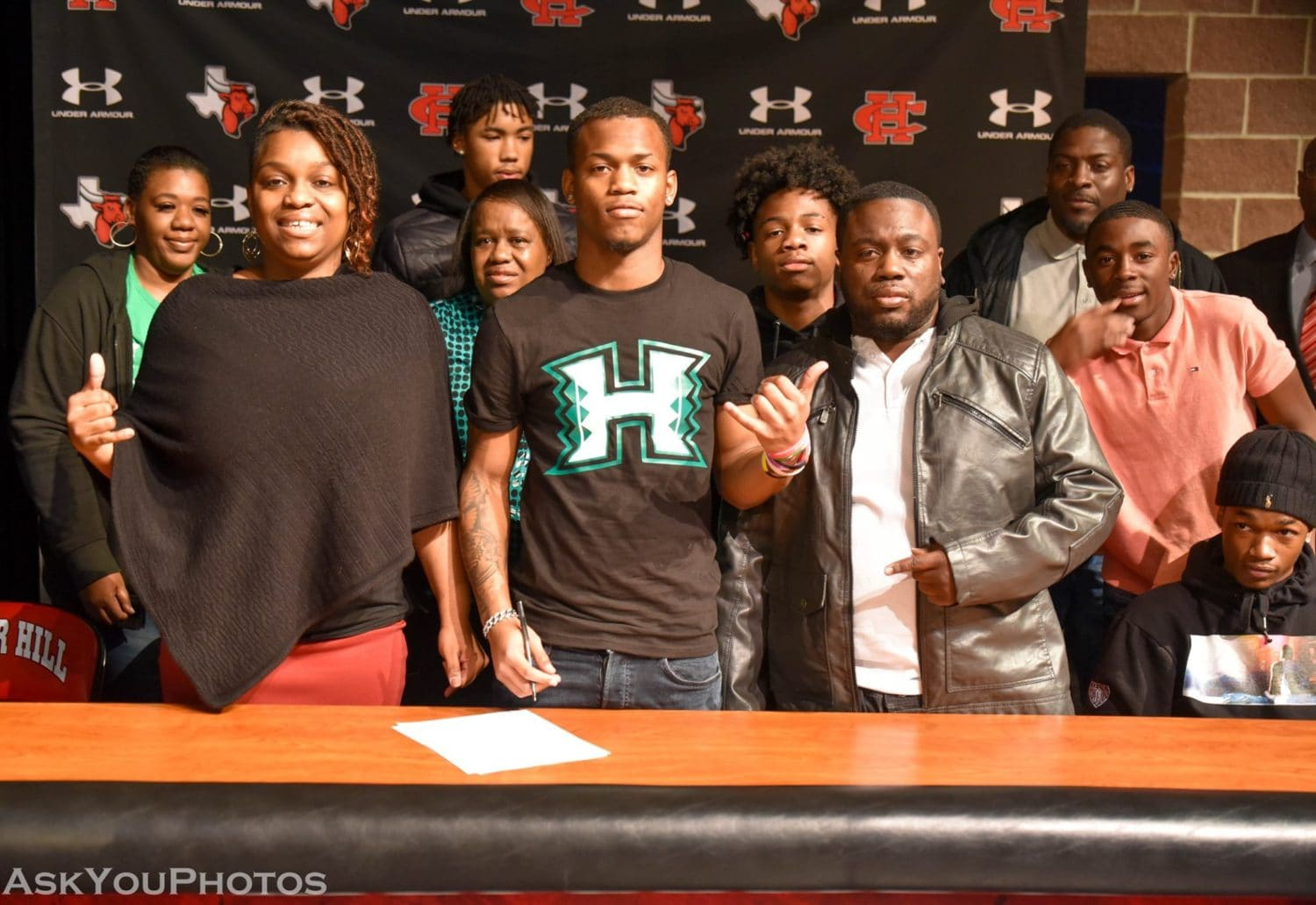 CHISD Signing Day