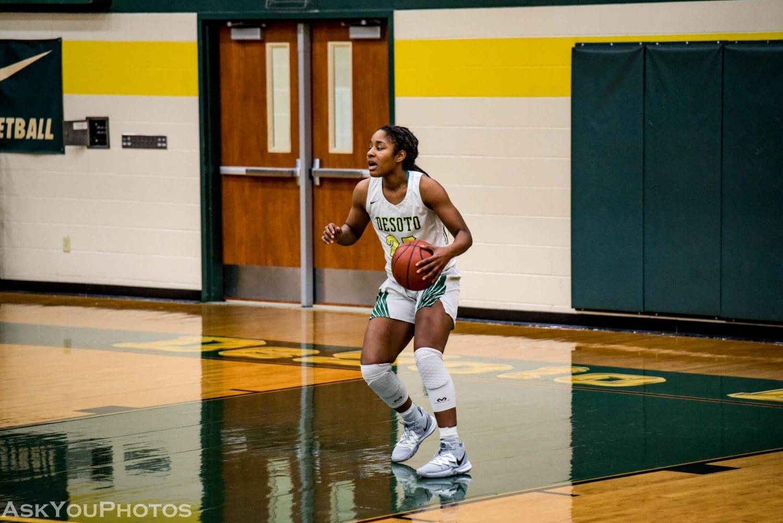 Thompson DeSoto basketball