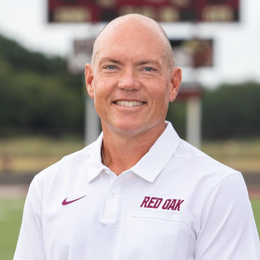 Red Oak Football Coach Ross
