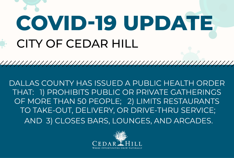 Cedar Hill COVID19
