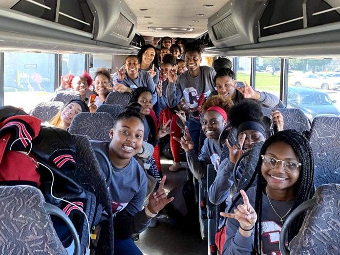 Cedar Hill Girls basketball