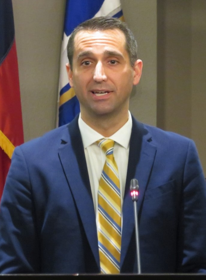city manager brandon wright
