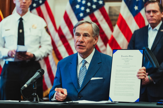 Texas travel restrictions