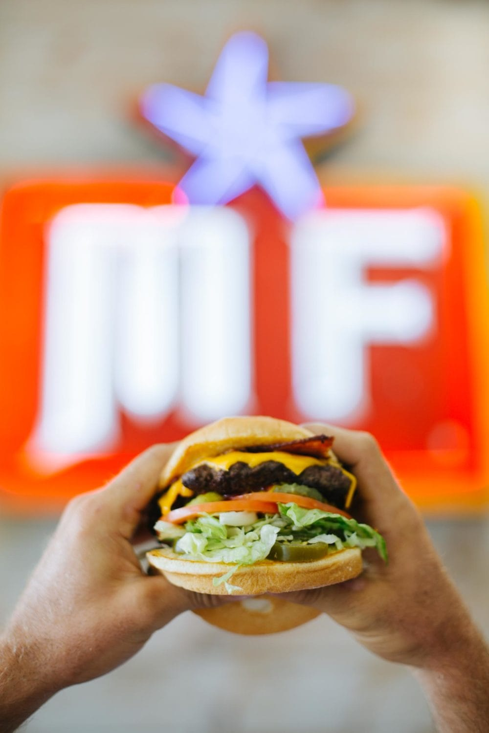 Mighty fine burgers free
