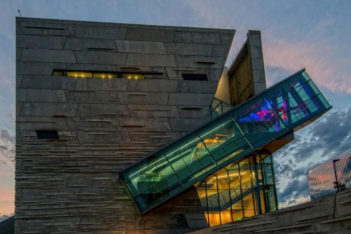 Perot Museum Exterior