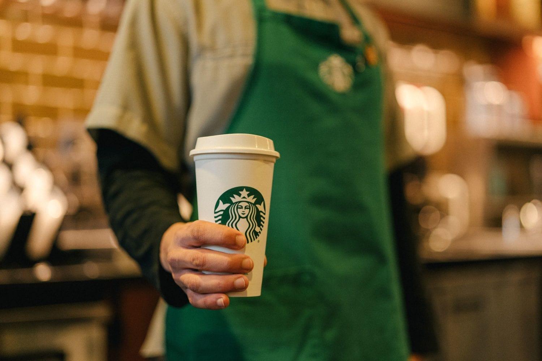 Starbucks COVID-19 precautions