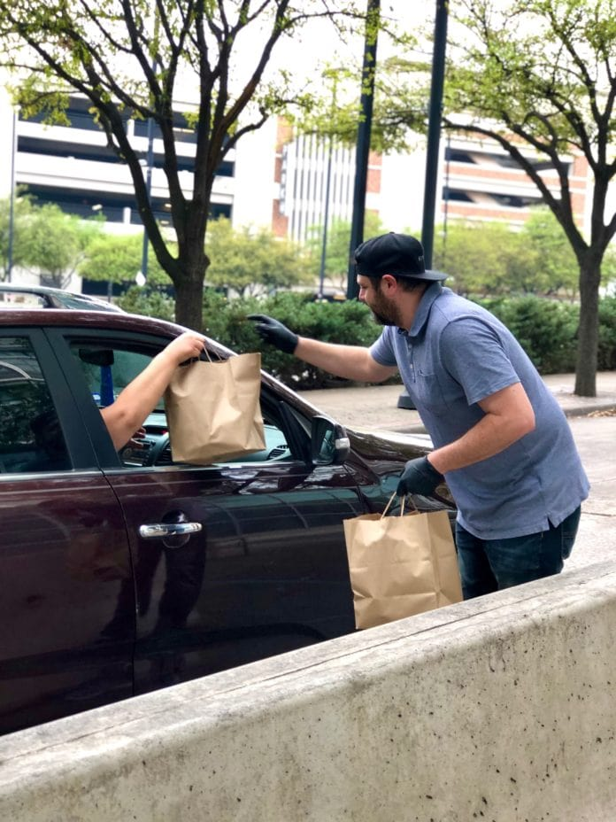 Everybody Eats free food for displaced workers