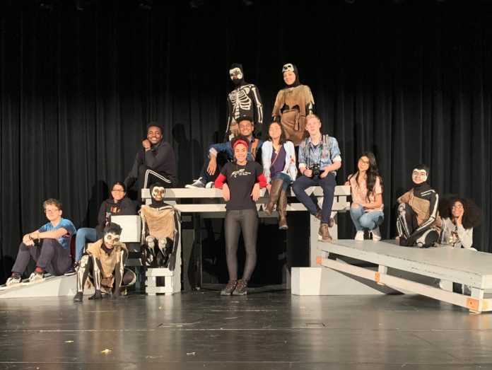 DHS theatre group
