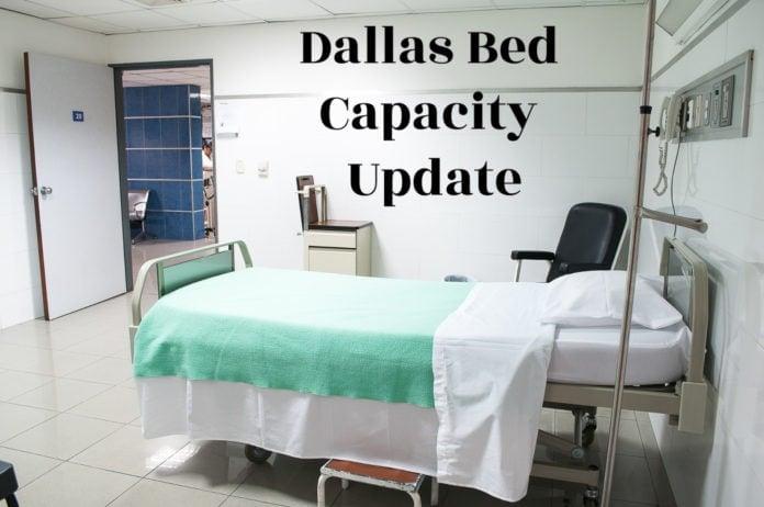 Dallas hospital bed capacity