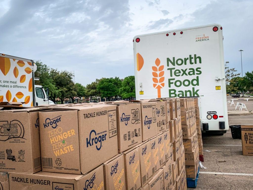 North Texas Food Bank returns to Fair Park