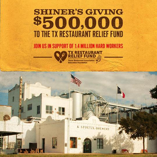 tx restaurant relief fund