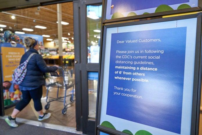 Kroger limits customers