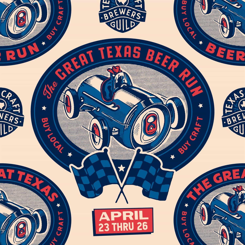 Great Texas beer run