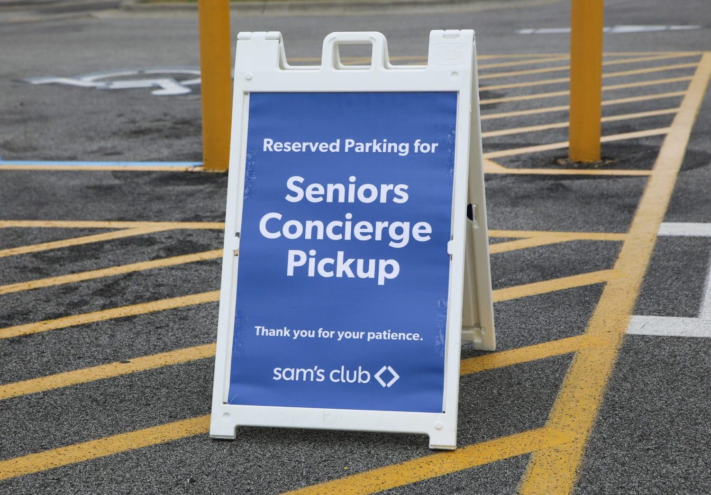 Sam's club senior hours