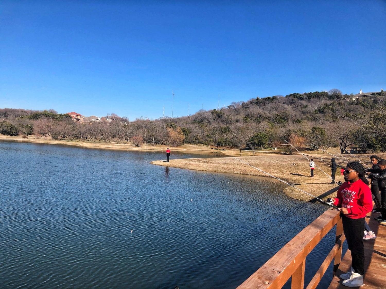 lake ridge fishing club