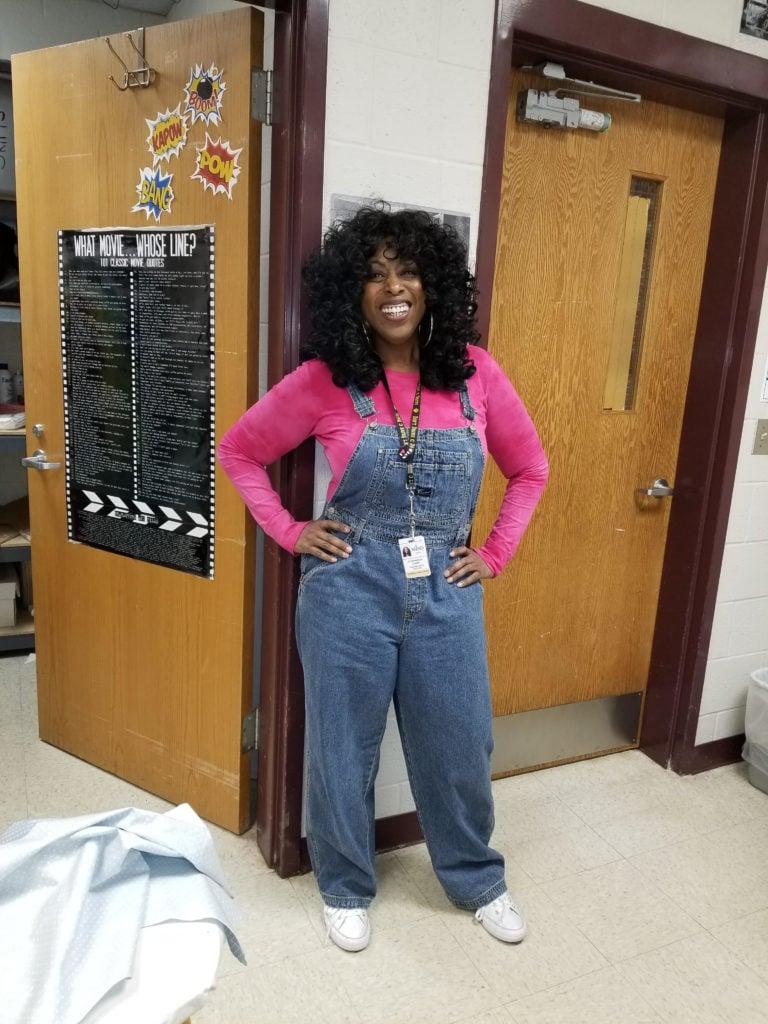 Mansfield HS teacher Altraniecia Starr honored