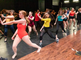 College Audition Prep Intensive (CAPI) Starts July 17