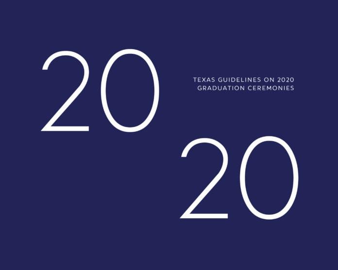 2020 Texas graduation guidelines
