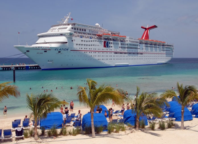 Carnival Cruise resumes August 1