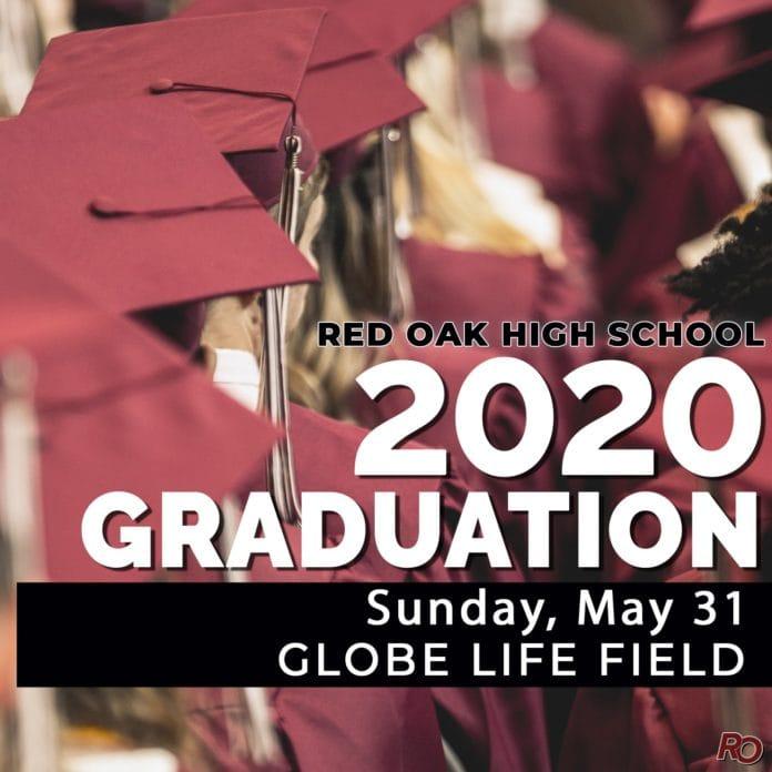 Red Oak HS Class of 2020