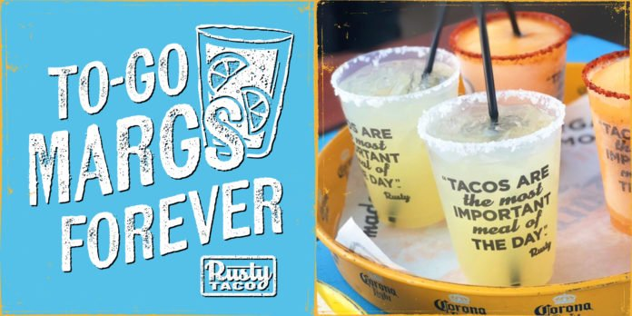 to-go margs forever