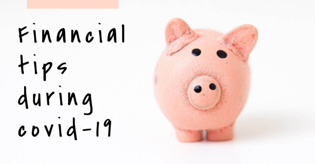 financial advice pandemic