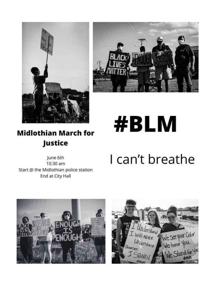 Peaceful Protest Midlothian