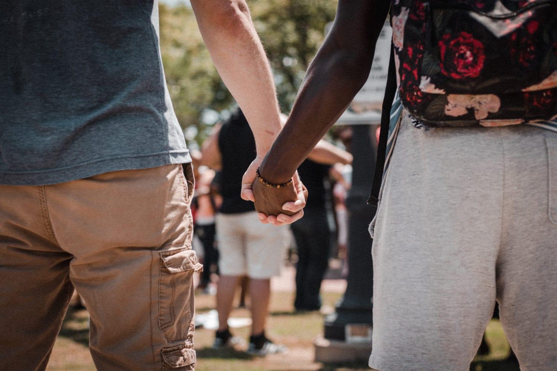 Black Lives Matter Unity Rally