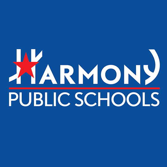 Harmony public schools logo