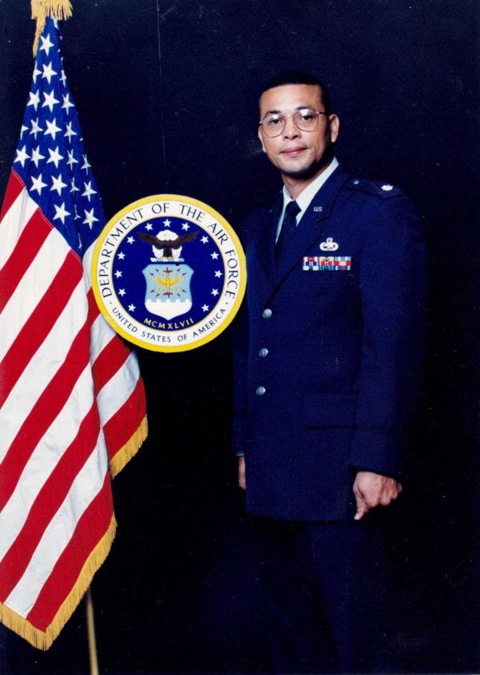 Lieutenant Colonel Gregory L. Walker