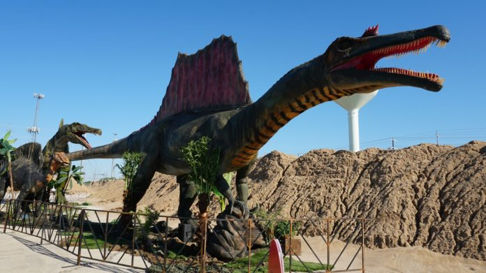 Jurrasic Quest Jurassic Quest drive-thru