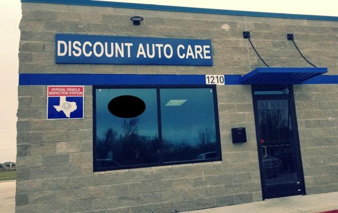 discount auto care glenn heights