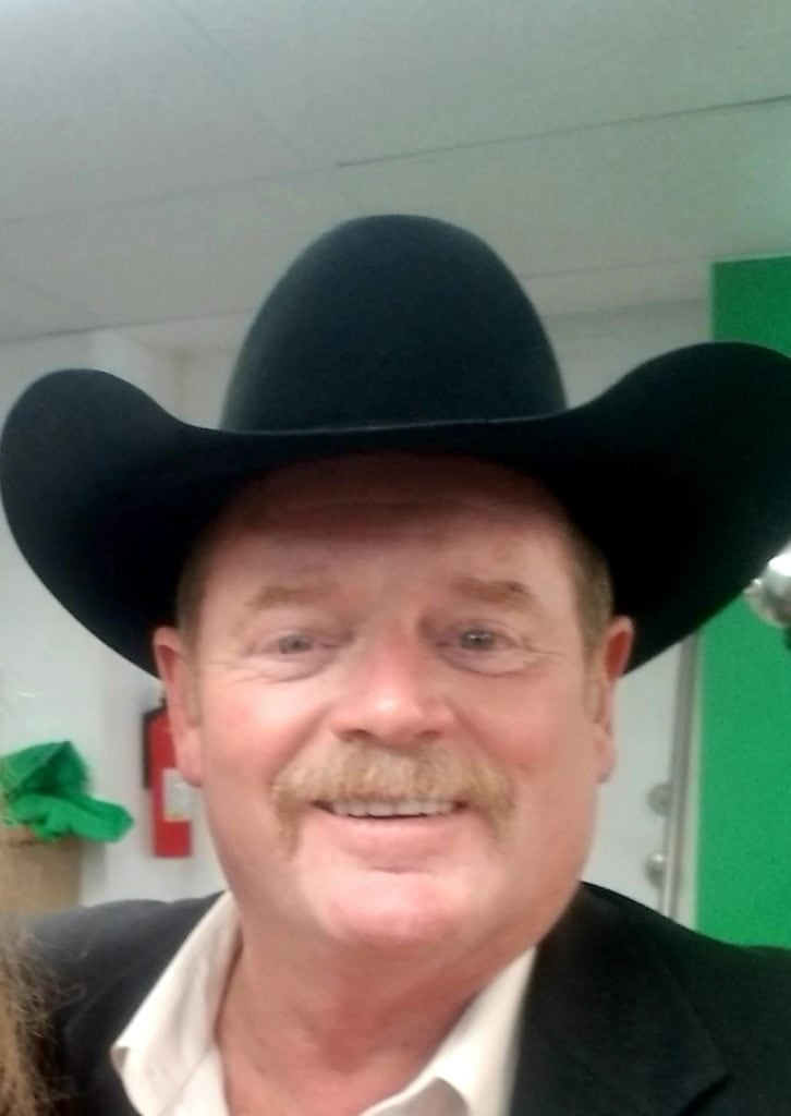 Ellis County sheriff Chuck Edge
