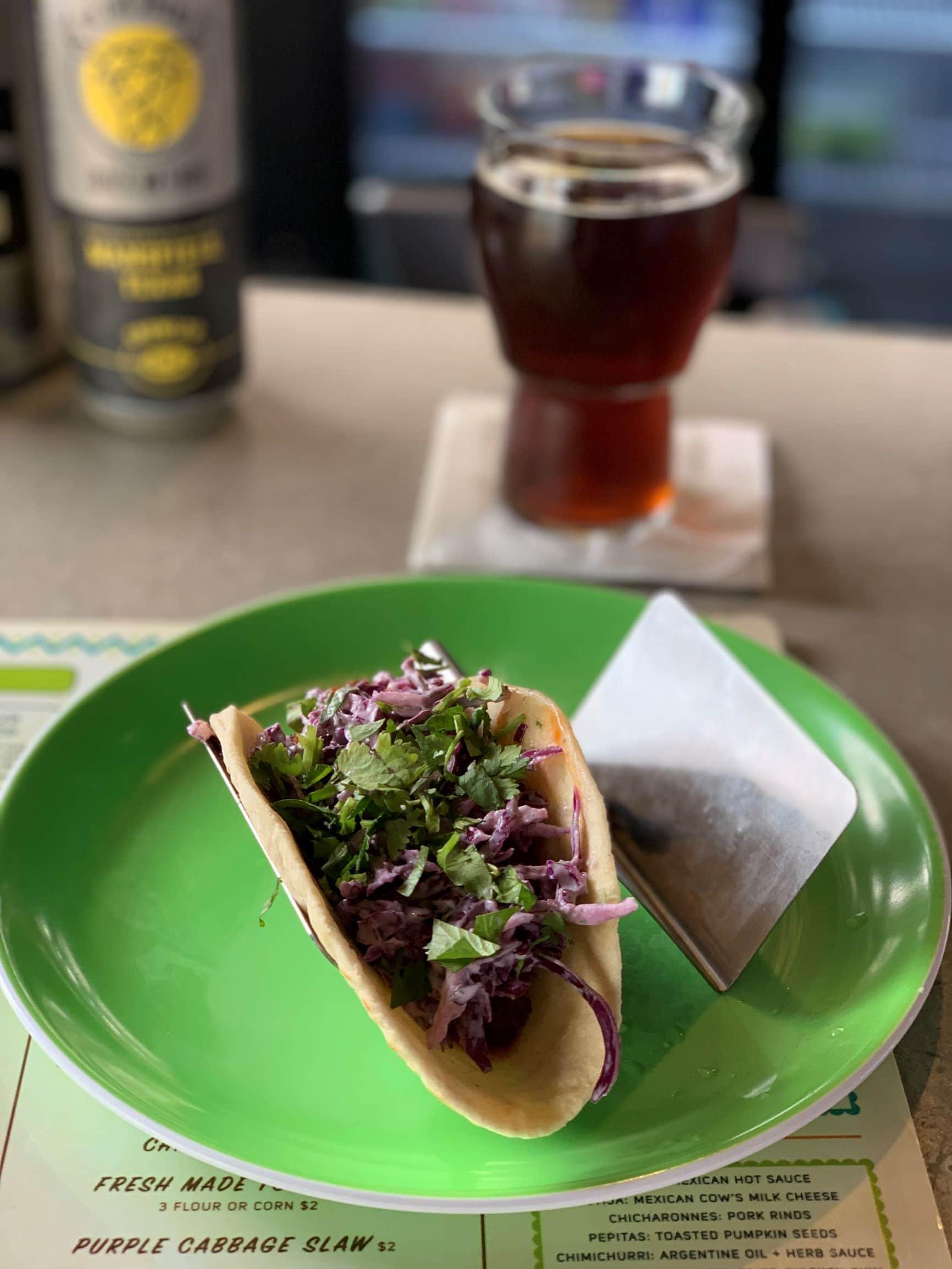 Taco from tacos & Avocados