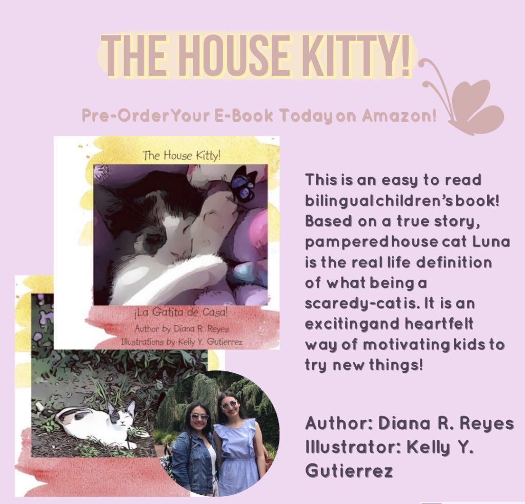 2020 Duncanville HS graduates publish The House Kitty