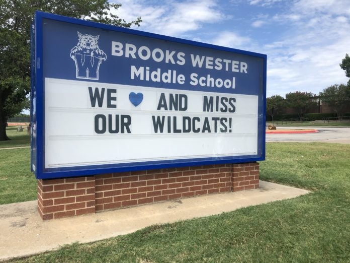 Brooks Wester Middle School