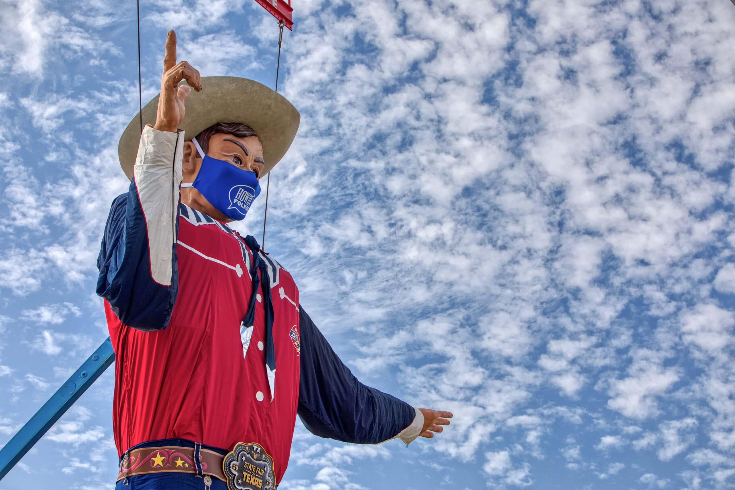 Big Tex 2020