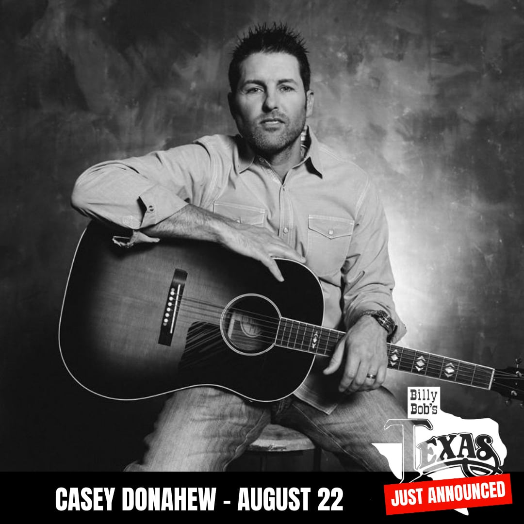 Casey Donahew concert poster