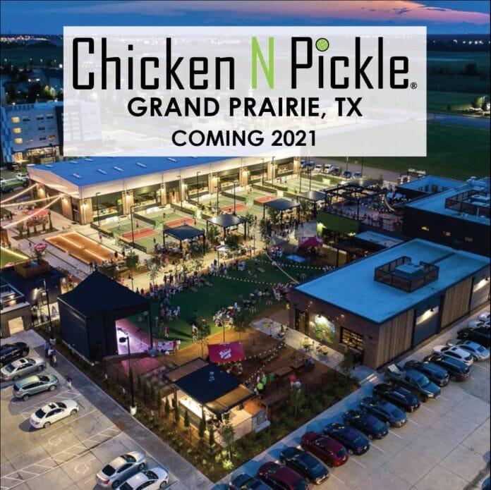 Chicken N Pickle GP