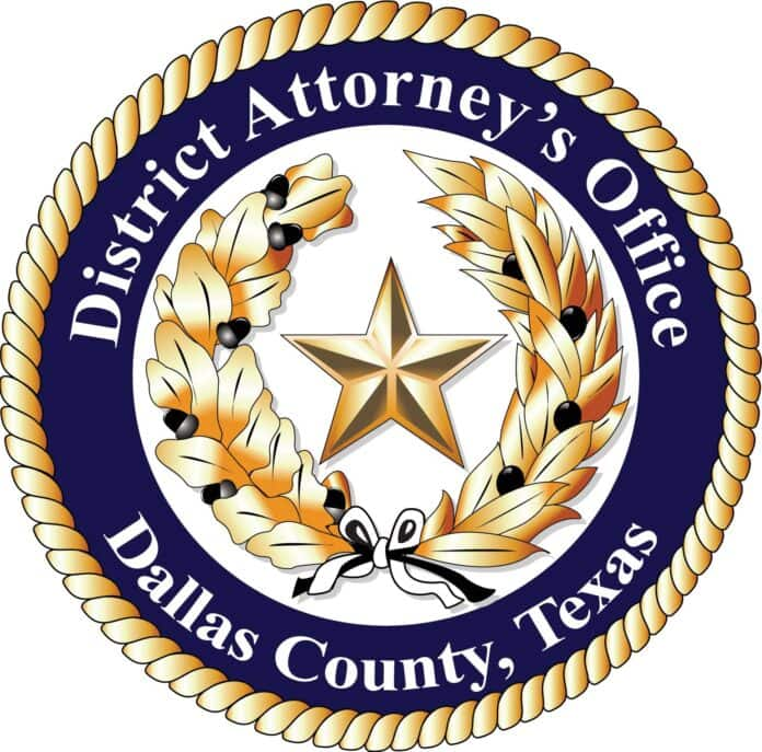 Dallas County DA logo