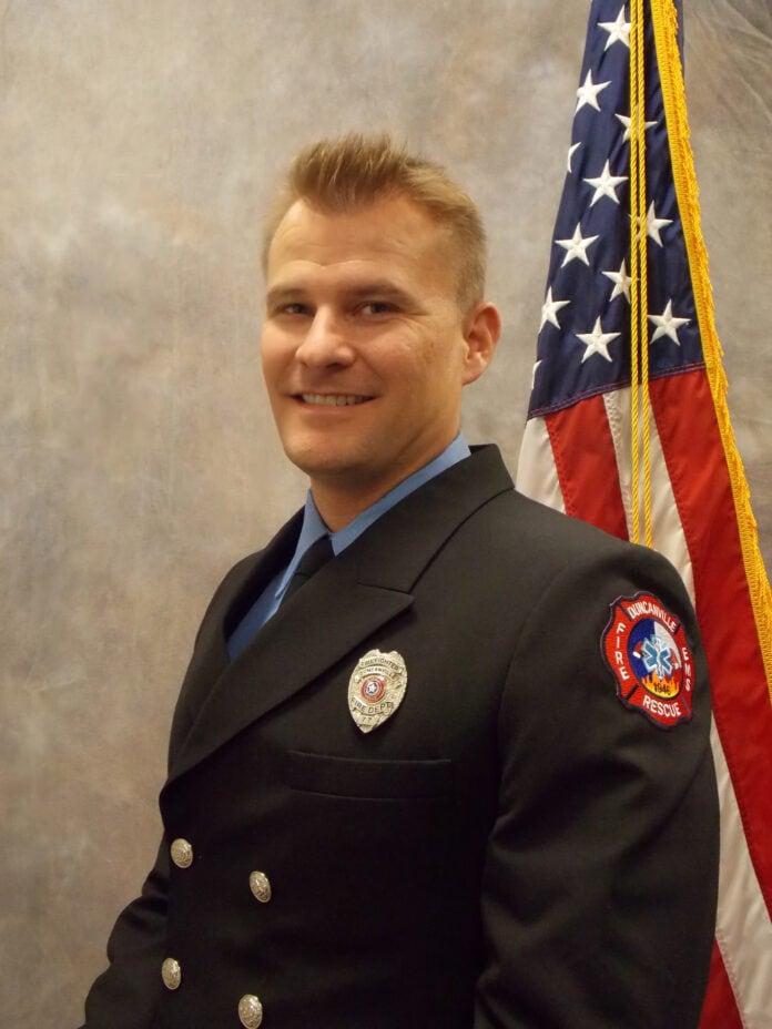 Daniel Micah Kendall, Beloved Duncanville Firefighter, Died July 31