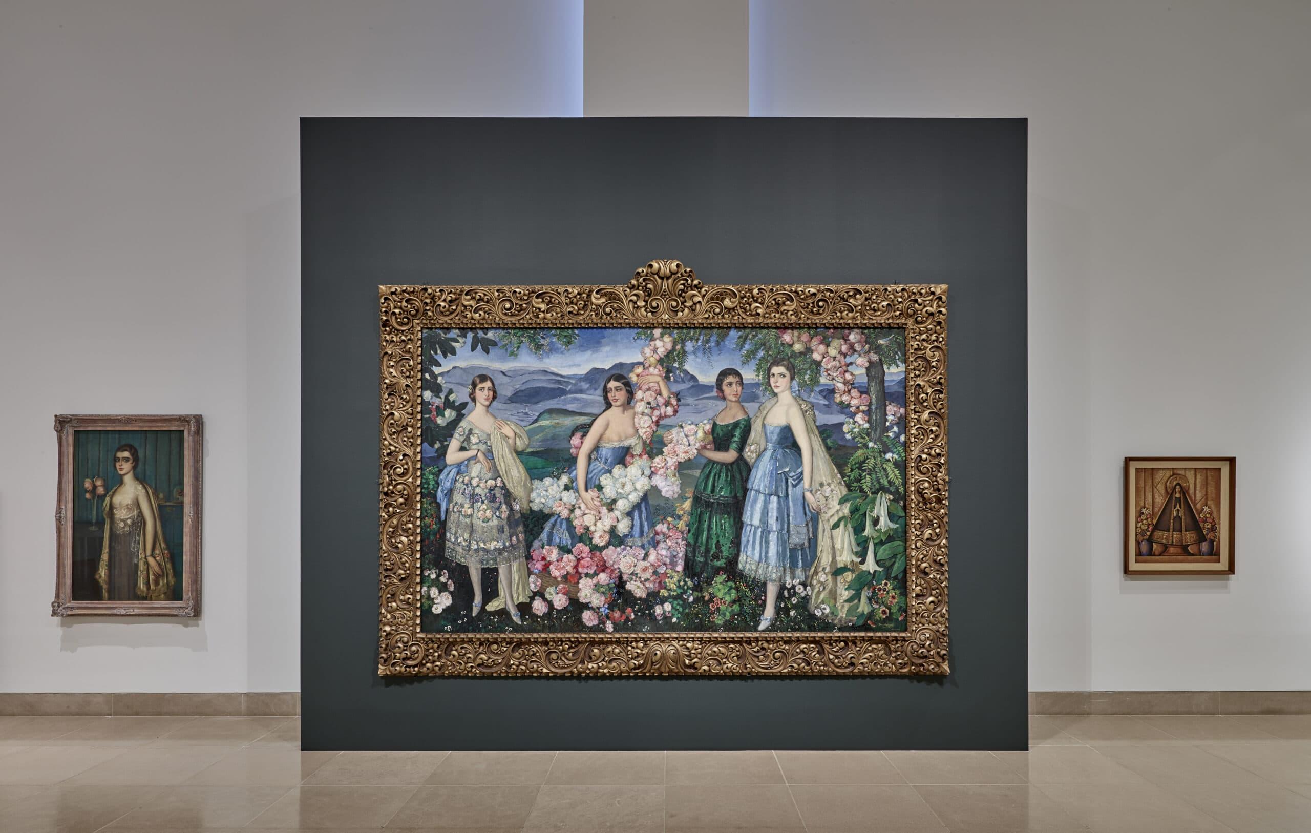 Flores Mexicanas Women in Modern Mexican Art