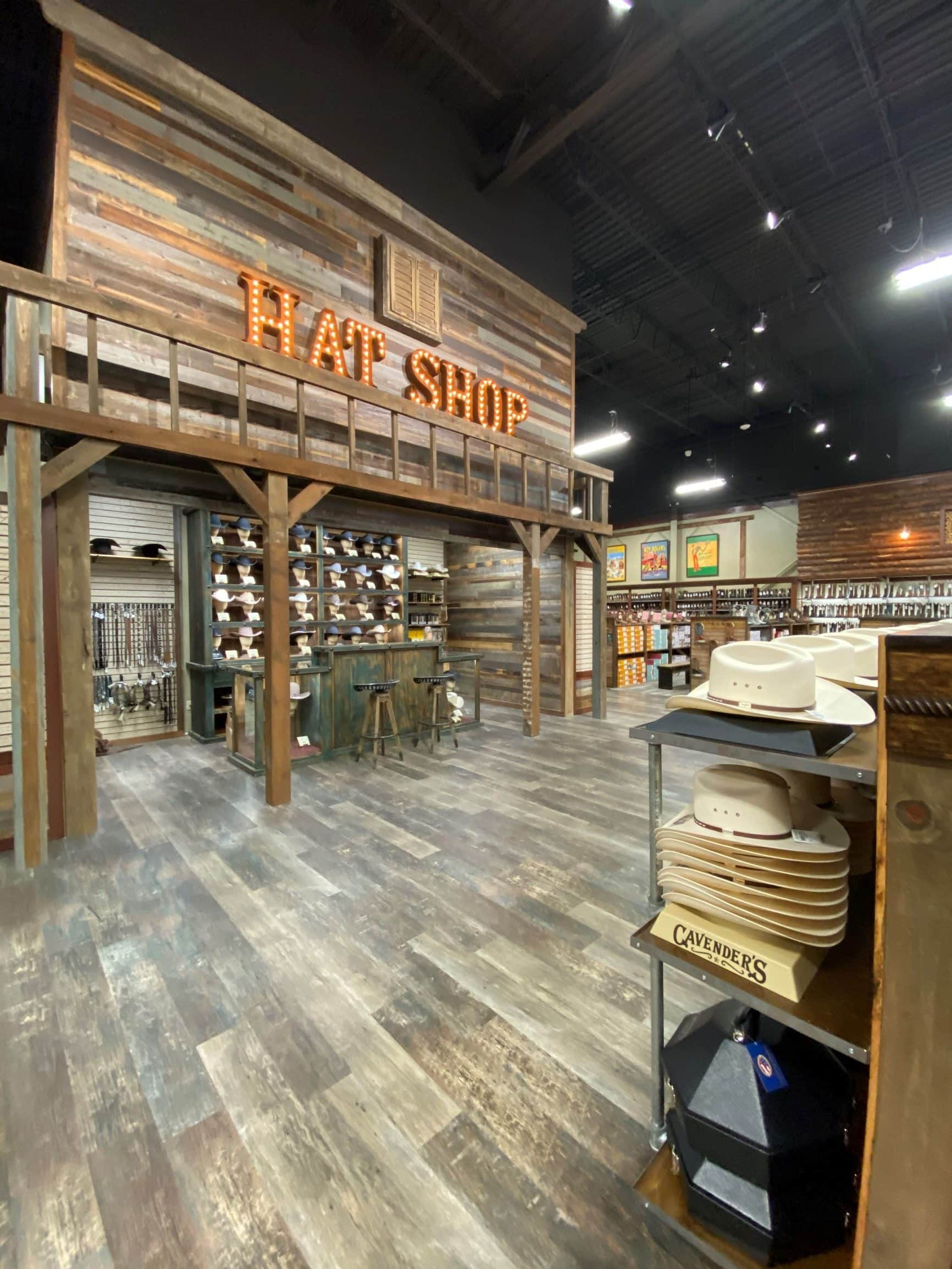 Cavender's Hat Shop