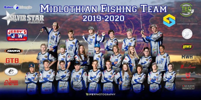 Midlothian HS Fishing Team Recruiting Members