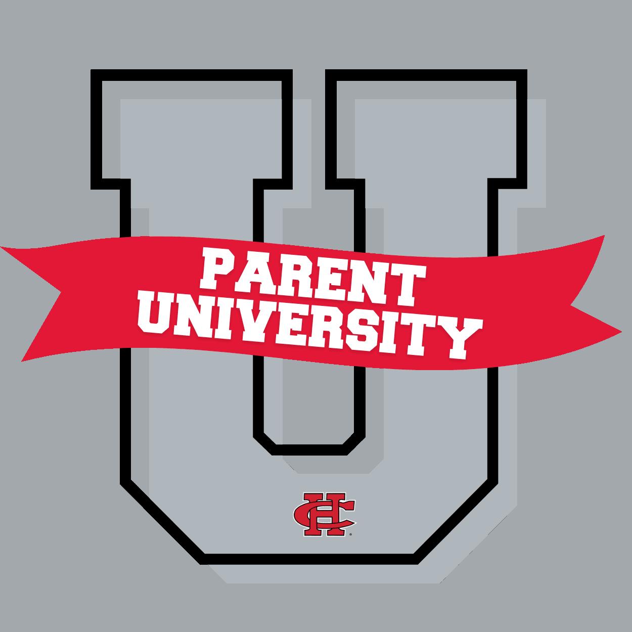 Cedar Hill Parent University Logo