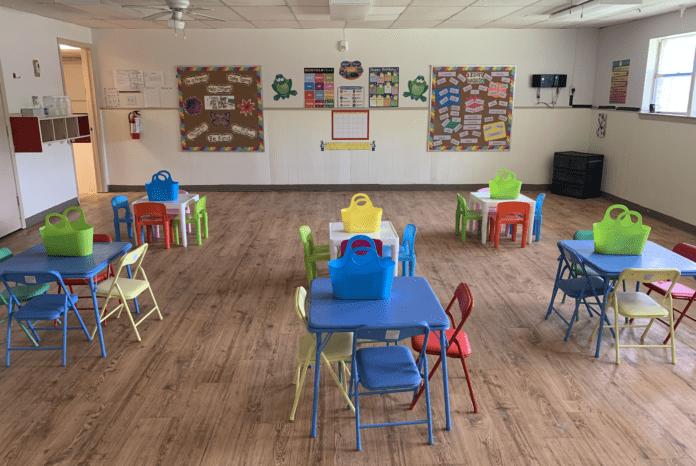 Spectrum of Love childcare center opens